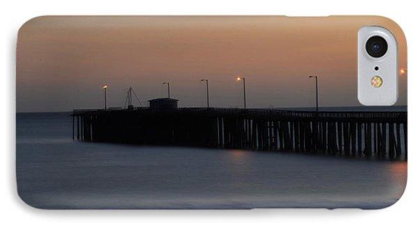 Pier Avilla Beach California  IPhone Case