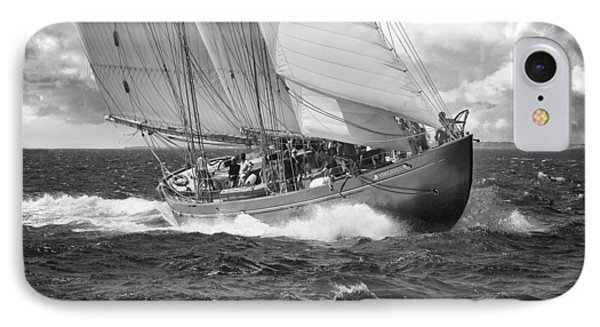 Pilot Schooner Virginia IPhone Case