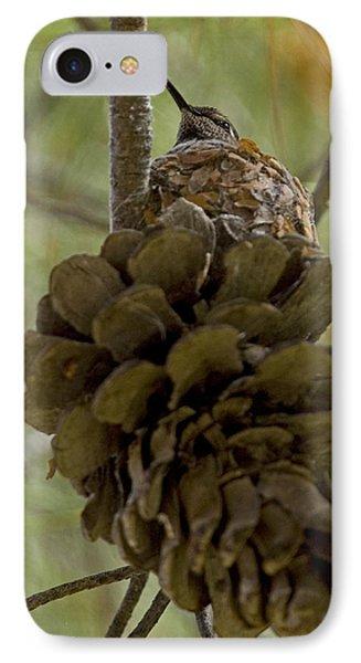 Pinecone Nest IPhone Case
