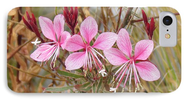 Pink Guara IPhone Case