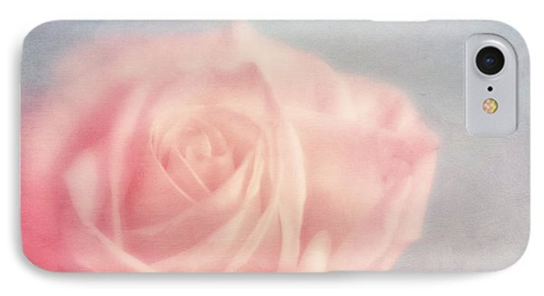 Rose iPhone 8 Case - pink moments I by Priska Wettstein