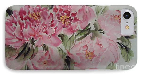 Pink122012-3 IPhone Case