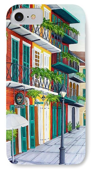 Pirates Alley IPhone Case