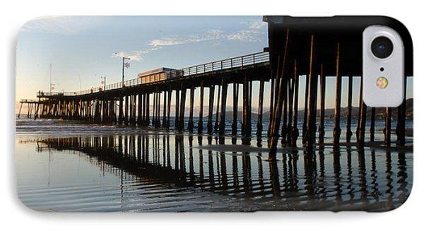Pismo Beach Pier IPhone Case