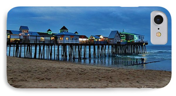 Playful Pier IPhone Case