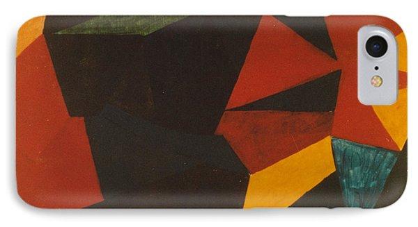 Poliakoff Homage 1972 IPhone Case