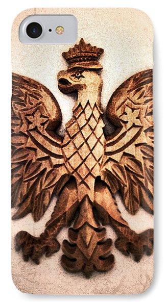 Polish Eagle IPhone Case