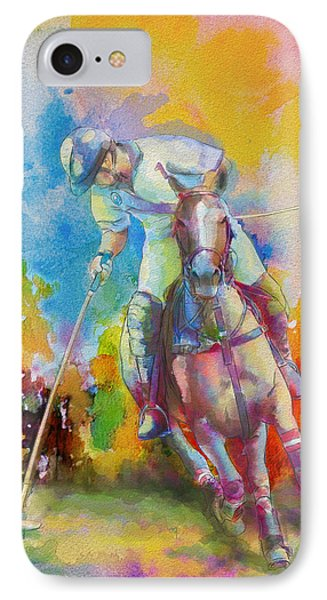 Polo Art IPhone Case