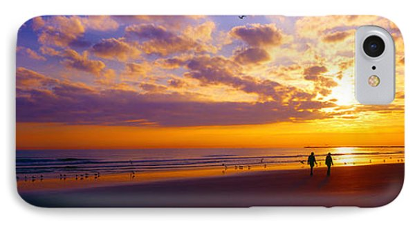 Ponce Inlet Fl Sunrise  IPhone Case