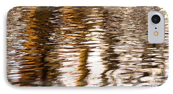 Pond Reflections #2 IPhone Case