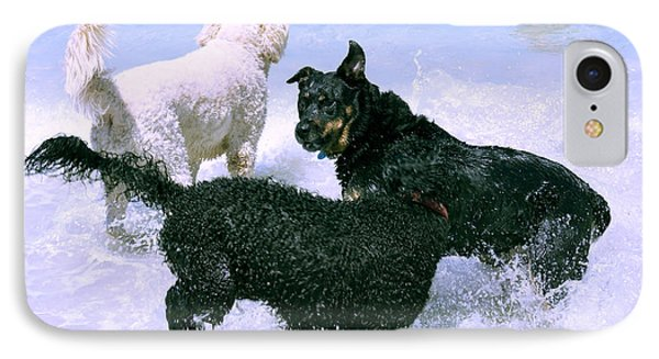 Pooch Play IPhone Case