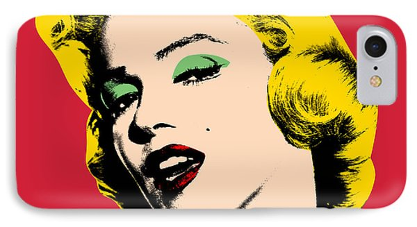 Beautiful iPhone 8 Case - Pop Art by Mark Ashkenazi