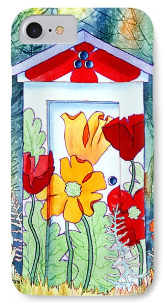 Poppy Potty IPhone Case