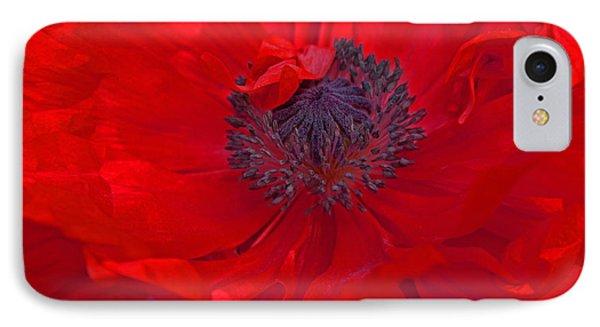 Poppy - Red Envy IPhone Case