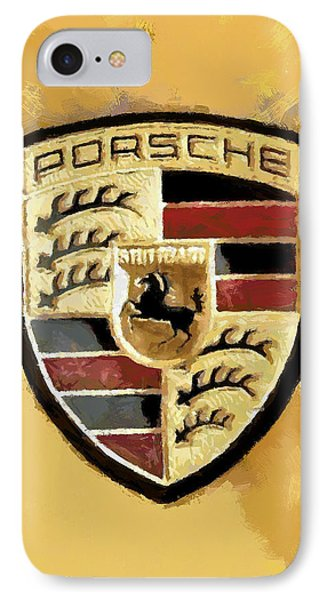 Porsche Heritage IPhone Case