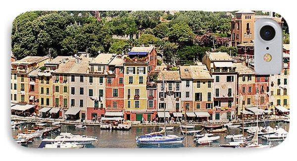 Portofino Panorama IPhone Case