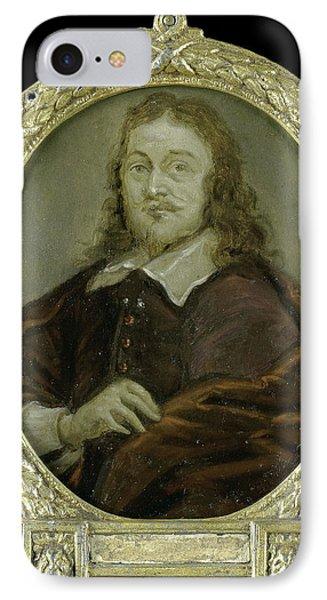 Portrait Of Bonaventura Peeters I, Painter IPhone Case