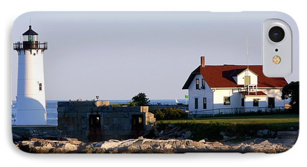 Portsmouth Harbor Light IPhone Case