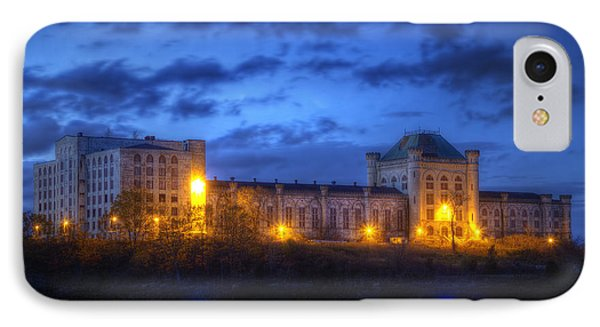 Portsmouth Naval Prison IPhone Case