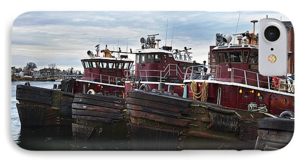Portsmouth Tugs IPhone Case