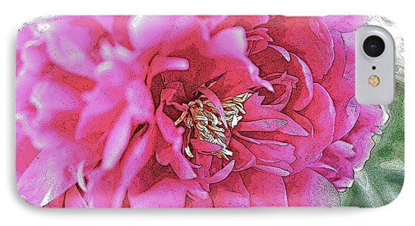 Poster Flower IPhone Case