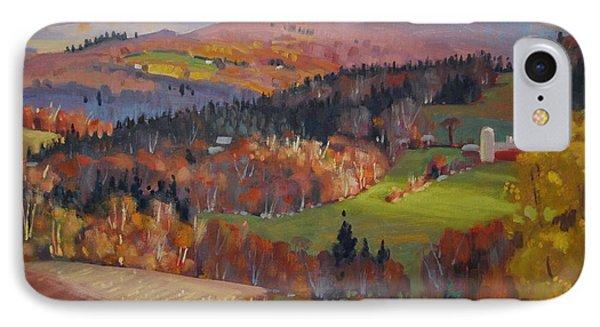 Pownel Vermont IPhone Case