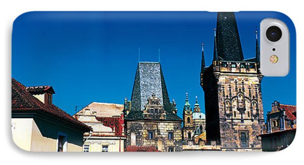 Prague Castle St Vitus Cathedral Prague IPhone Case