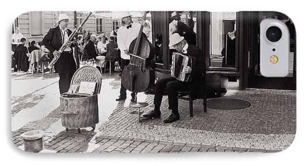 Prague Funfair Orchestra IPhone Case
