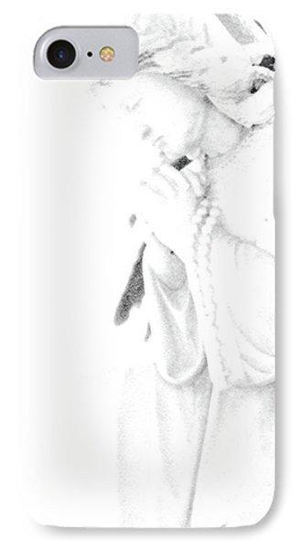 Pray IPhone Case