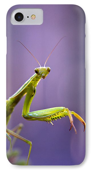 Praying Mantis  IPhone Case