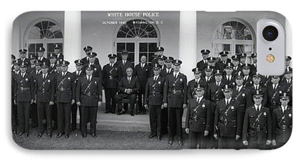 President Franklin D Roosevelt IPhone Case