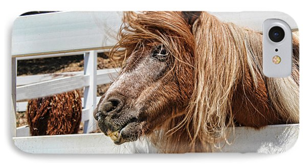 Pretty Pony After IPhone Case
