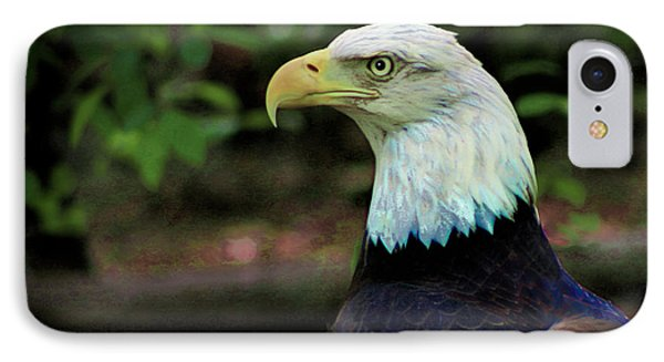 Profile Of America IPhone Case
