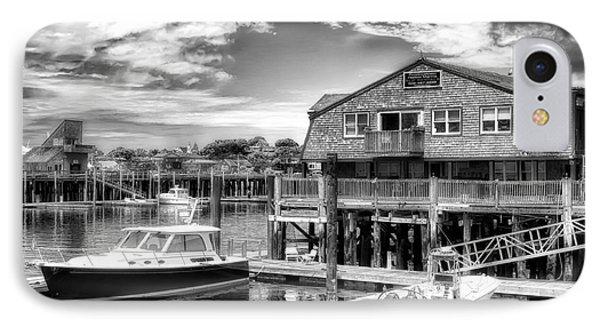 Provincetown Pier IPhone Case