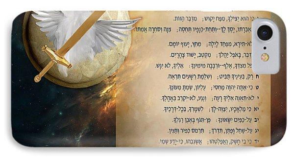 Psalm 91 IPhone Case