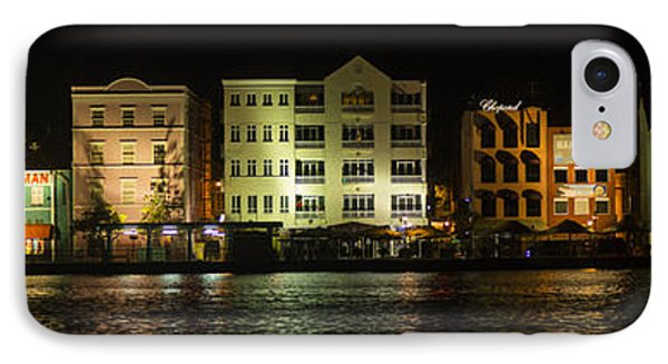 Punda At Night Panoramic IPhone Case