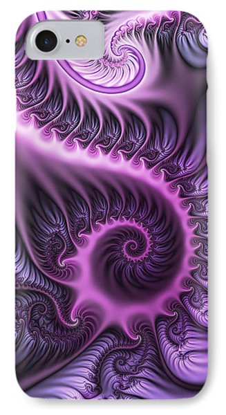Purple And Friends IPhone Case