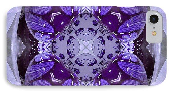 Purple Ceramic Works IPhone Case