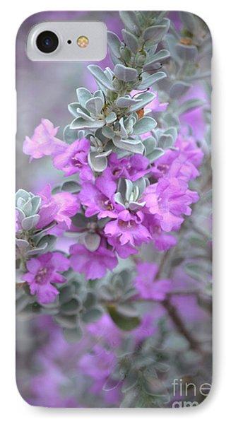 Purple Sage IPhone Case