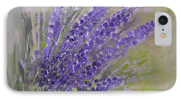 Purple Summer IPhone Case