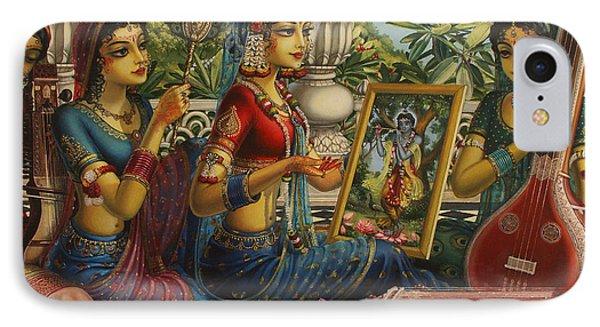 Purva Raga IPhone Case