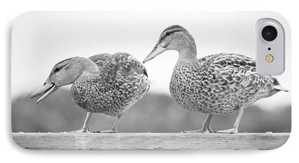 Quack Quack IPhone Case