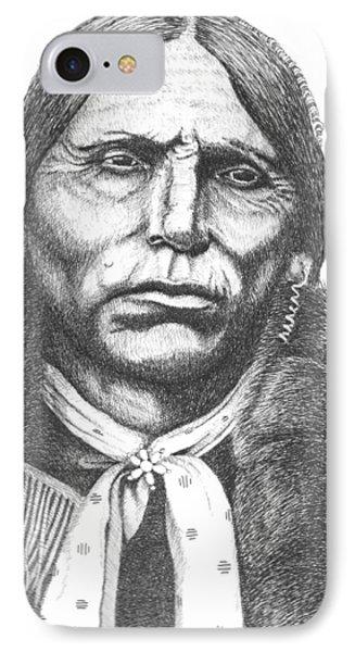 Quanah Parker IPhone Case