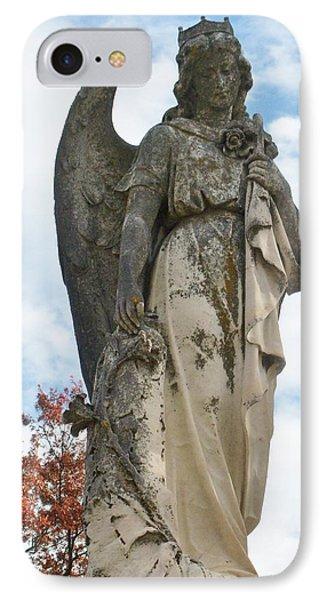 Queen Of The Angels IPhone Case