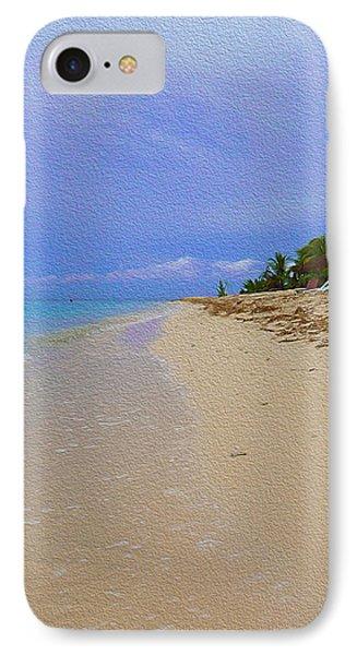 Quiet Beach IPhone Case