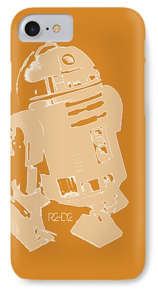 R2d2 IPhone Case