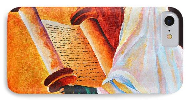 Rabbi IPhone Case