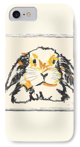 Rabbit Jon IPhone Case