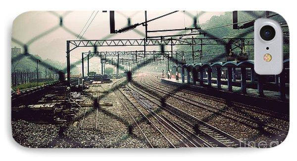 Railway Station IPhone Case