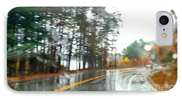 Rain Day IPhone Case